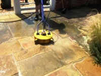 York stone cleaning