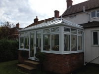Sheringham conservatory clean