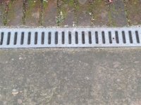 GutterVac drive drains fit a Hedgehog and SAVE