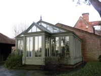 Victorian Orangery Specialist Cleaning